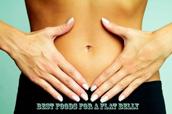 10 foods for a flat belly