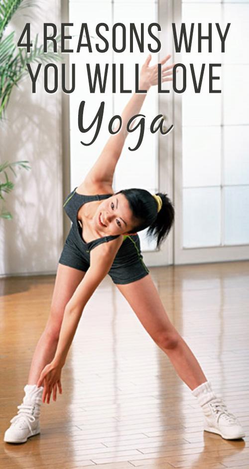 4 Ways Yoga Fixes Your Body