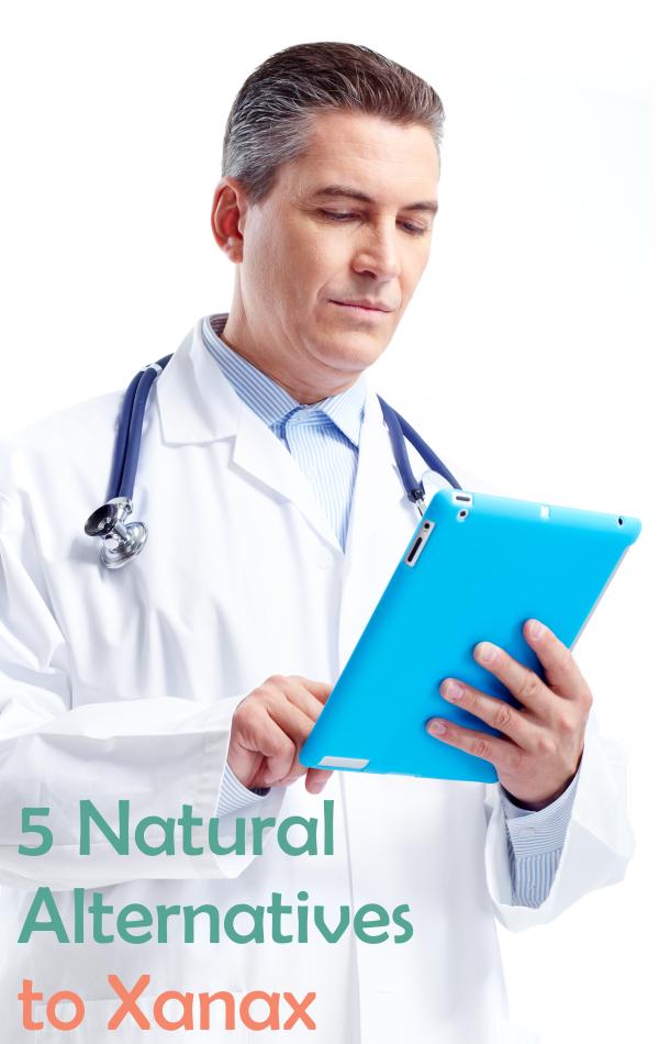 5 Natural Alternatives to Xanax