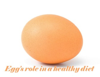 Egg's role in a healthy diet