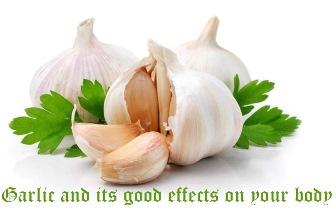 Garlic and its good effects on your body – part two