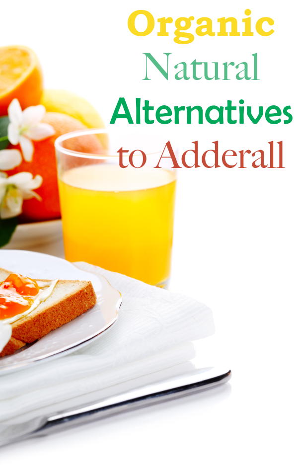Natural Alternatives to Adderall