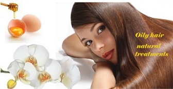 Oily hair – natural treatments and tips of taking care of it
