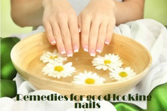 Remedies for good looking nails