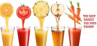 The best drinks for your weight