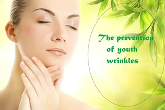 The prevention of youth wrinkles