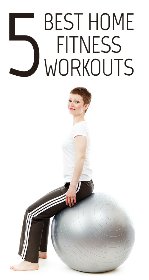 Top 5 Fitness Home Workouts
